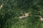 Deforestation in Borneo -- sabah_2407