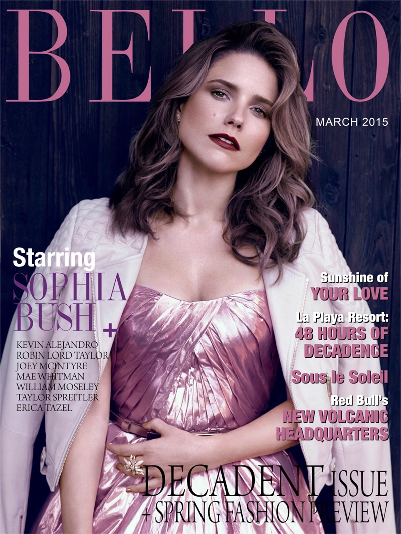 Sophiabush bellomag 01