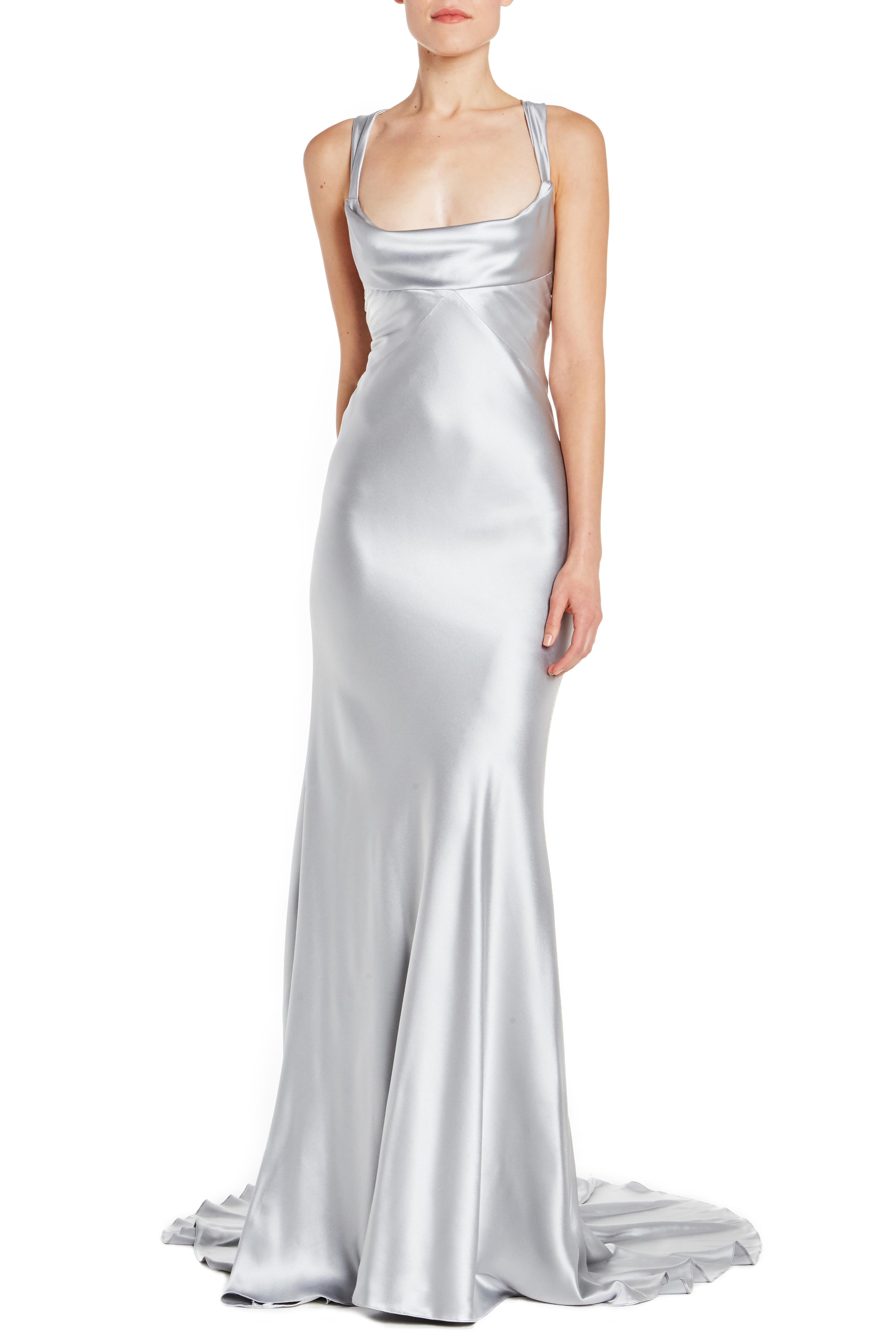 Monique Lhuillier Evening Gowns _Evening Dresses_dressesss
