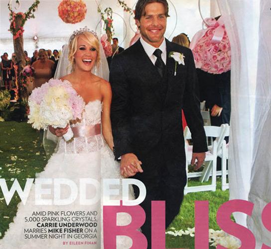 Carrie Underwood Wedding Dress: Carrie Underwood Wedding Dress