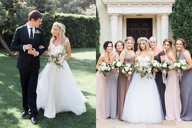 Ashlee Simpson Wedding Dress Monique Lhuillier – fashion dresses