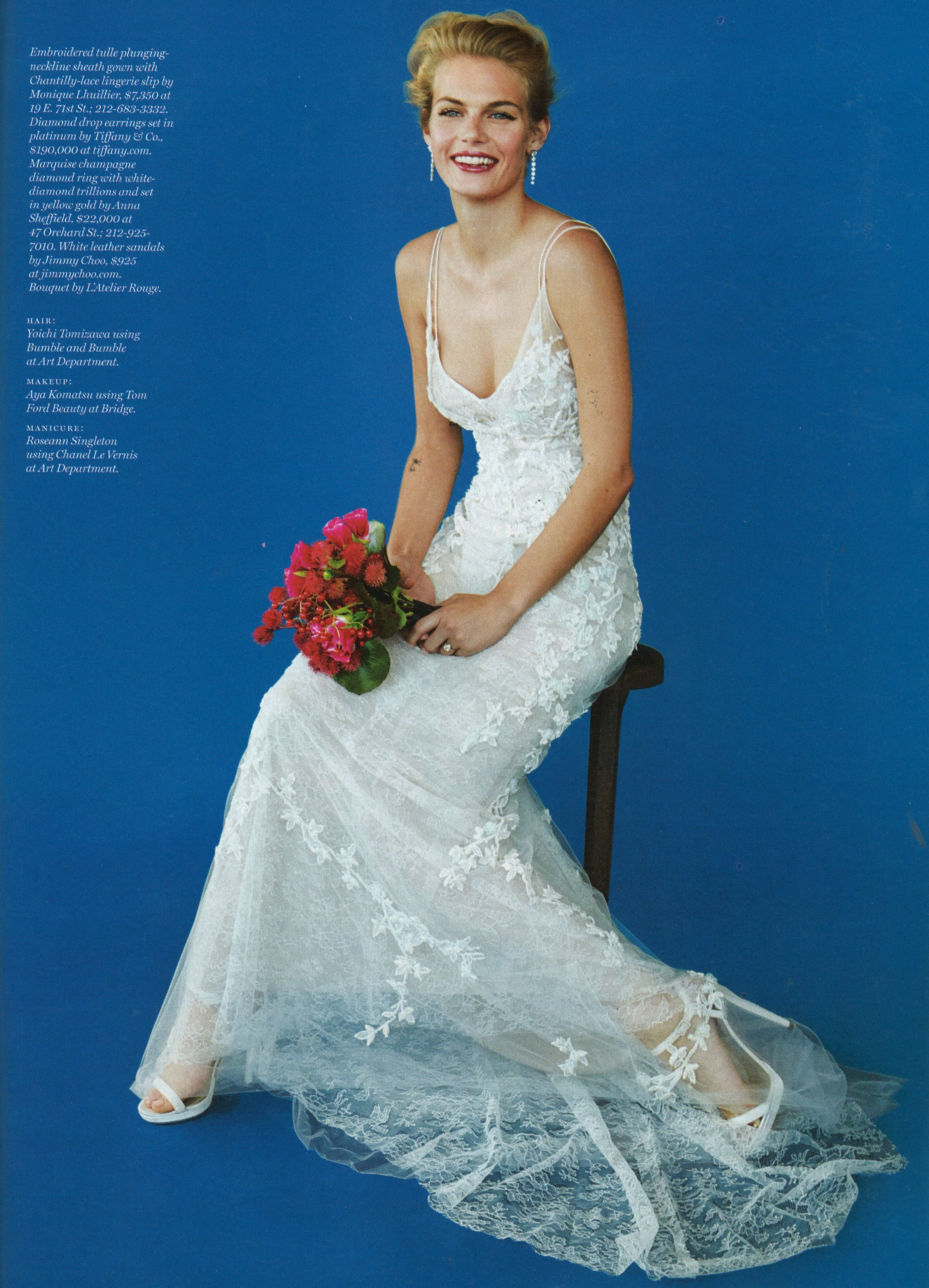Awesome Wedding Gowns Monique Lhuillier Ideas - All Wedding Dresses ...
