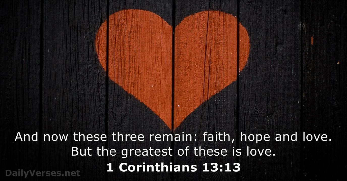 Love: The Church's Driving Force