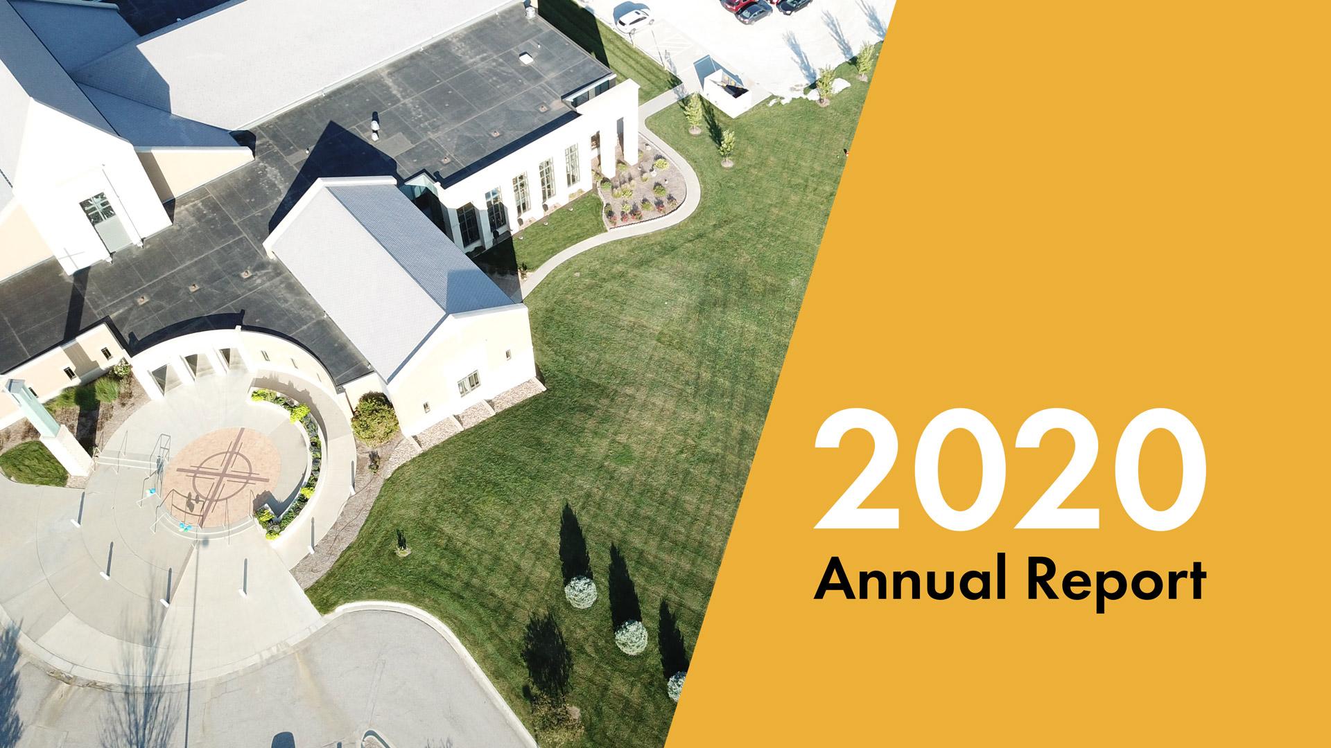 graphic: 2020 Annual Report