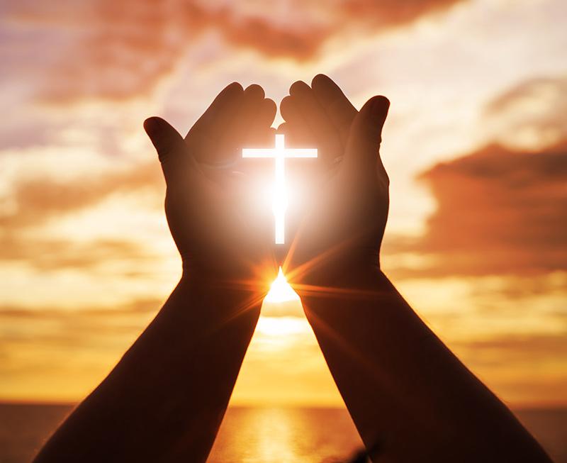 photo: Praying Hands