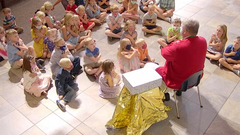 photo: Summer Children's Message