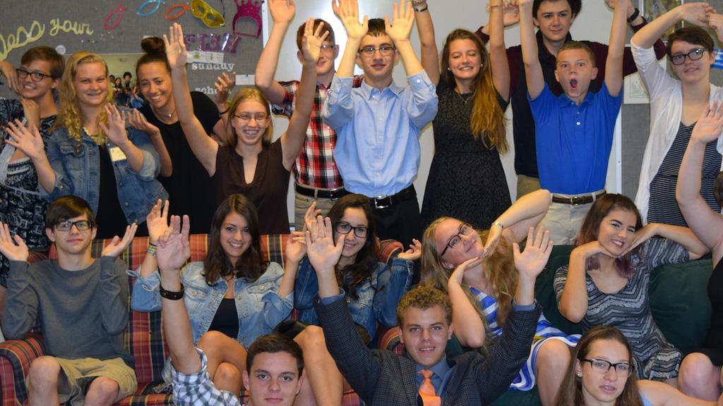 High School CE Class