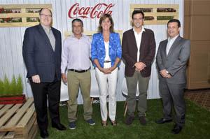 Coca-Cola presentó sus avances en  sustentabilidad creando valor compartido