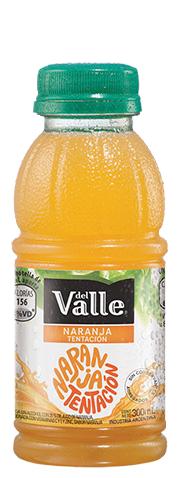 Del Valle Naranja Tentación