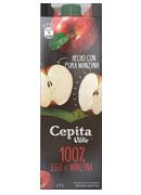 Cepita Del Valle 100% Jugo de Manzana