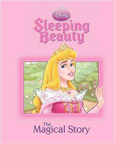"""Very Good, Disney Magical Story: """"Aurora and the Diamond Crown"""", , Book"""