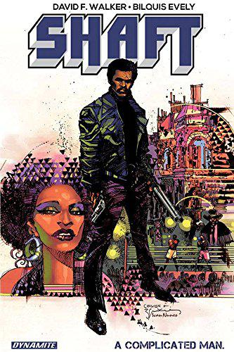 Shaft Volume 1: A Complicated Man by Greene, Sanford   Paperback Book   97816069