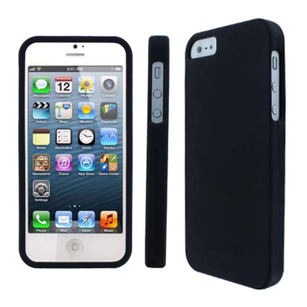 Iphone S Rubber Back Cover