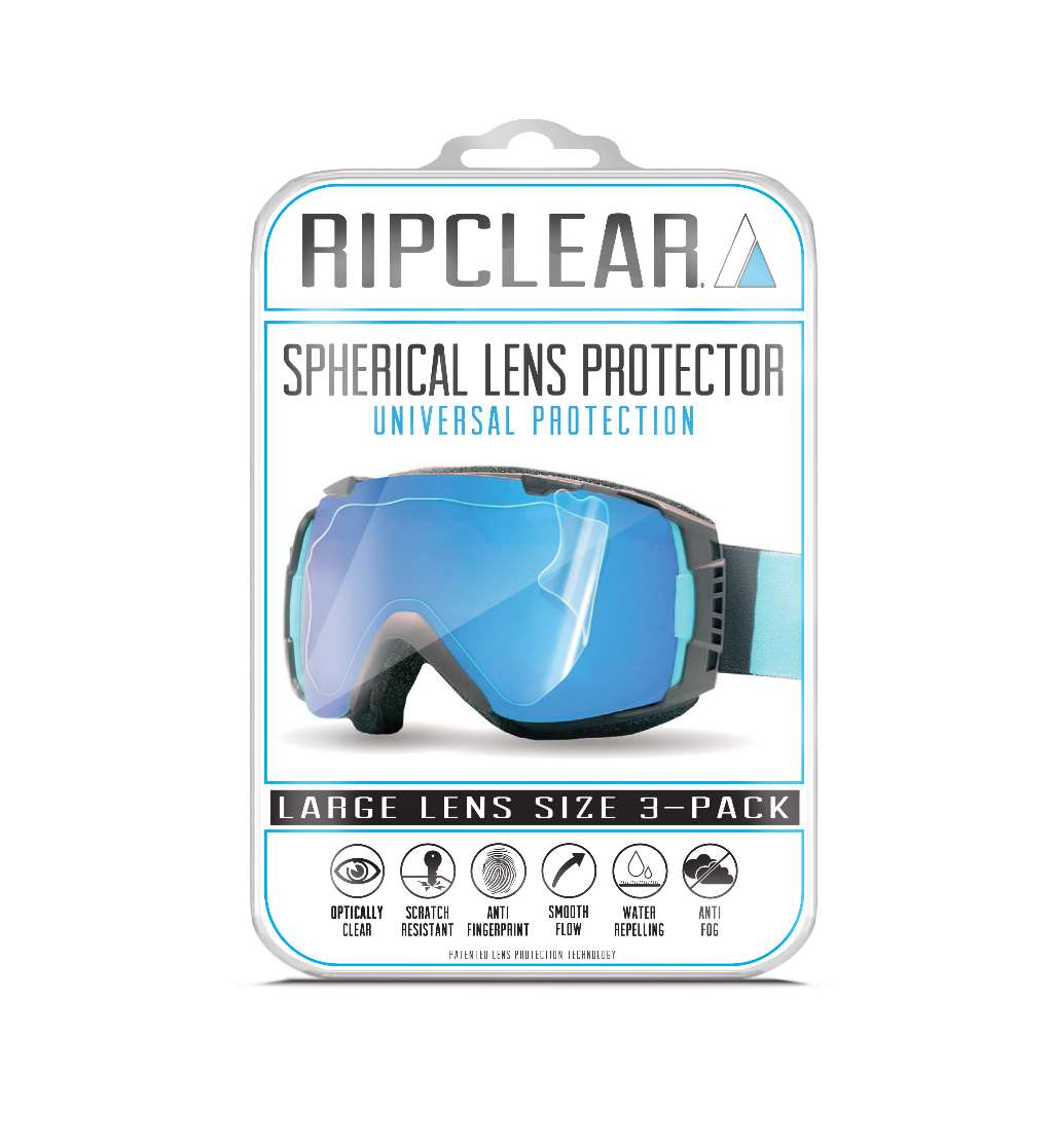 66bc7cf3d5 Ripclear Snow Goggle Lens Protector for Dragon Goggles (APX2