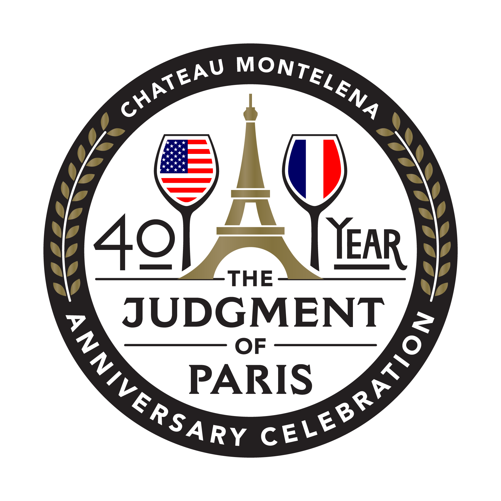 The 40th Anniversary Of The Judgment Of Paris Chateau Montelena Winery