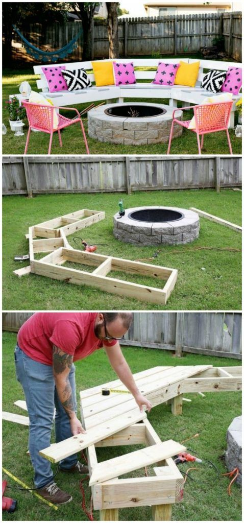 Best Diy Outdoor Fire Pit Ideas Diy Fire Ideas Outdoor Pit Check More At Https Firepit Naa7 Com Best In 2020