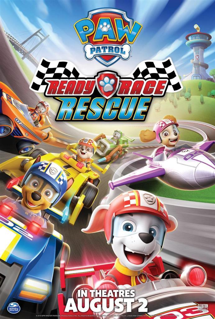 Cineplex Family Favourites: Paw Patrol: Ready Race Rescue ...