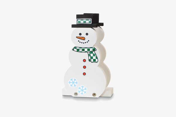 Build a Snowman Decoration at Home Depot - Montreal ...