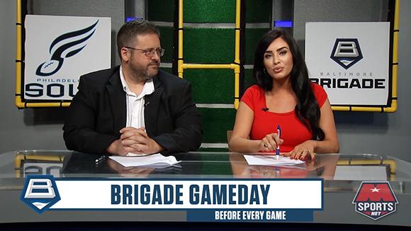 Brigade Gameday