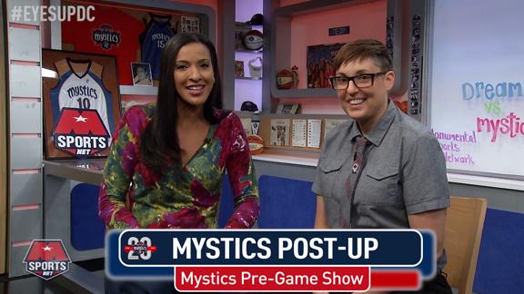 Mystics Post-Up