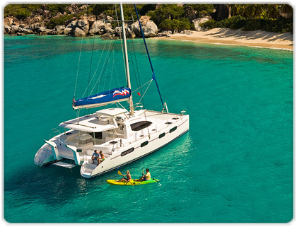 Moorings Signature 4600 Catamaran