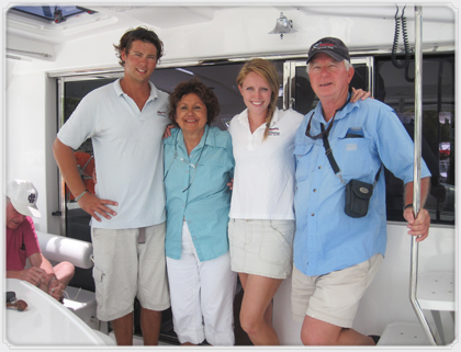 Luxury Crewed Yacht Charterers