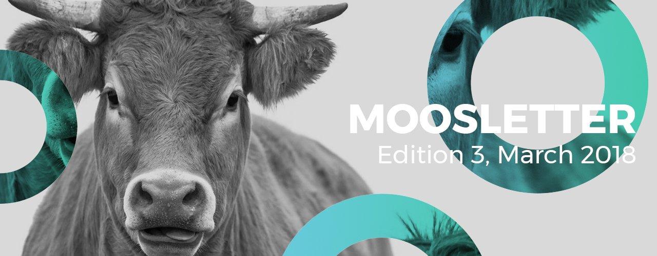 Moosletter - E3 March 2018