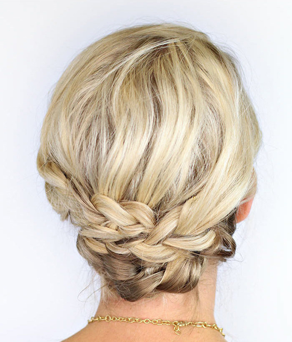 30 Best Prom Hairstyles for Short Hair , More