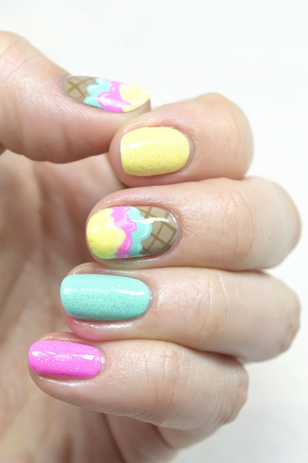 22 Cute and Easy Nail Designs for Any Occasion - More