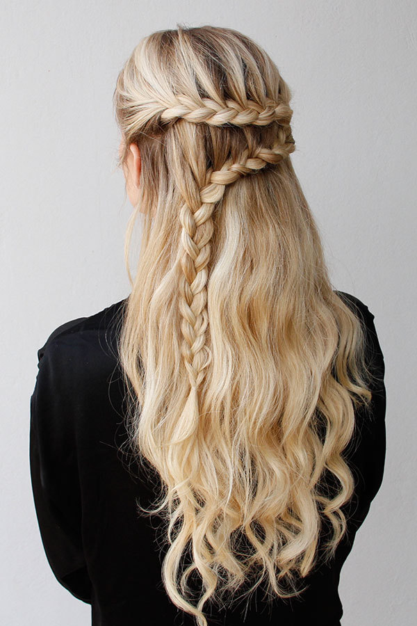 Remarkable Our Best Braided Hairstyles For Long Hair More Natural Hairstyles Runnerswayorg