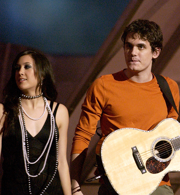 Just Wait 'Til You See This List of All the Women John Mayer