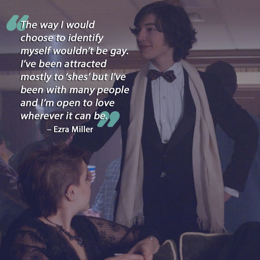 14 Inspiring Quotes From Celebrities About Sexuality - More