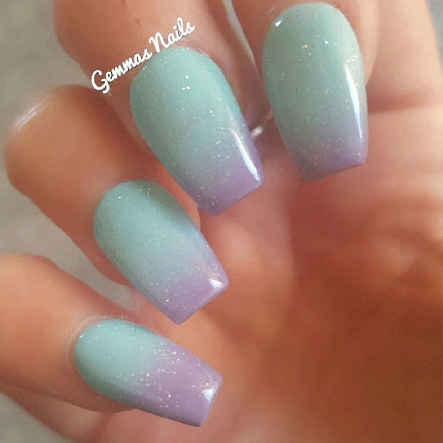 These Sparkly Nails Are Glitter,ally To Die For , More
