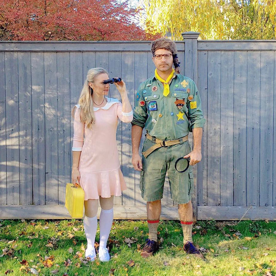 wes anderson costumes from moonrise kingdom