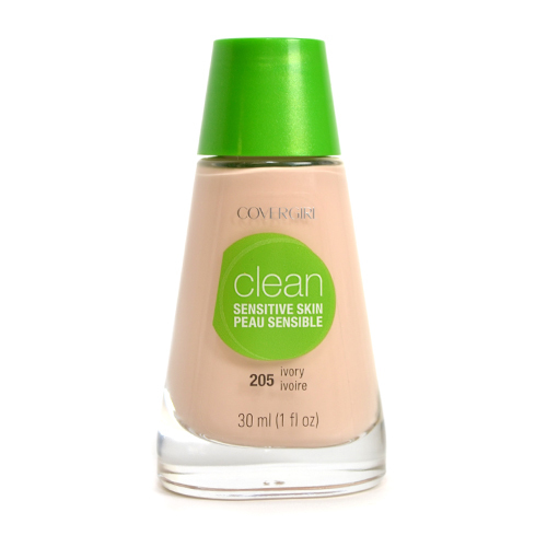 foundation for sensitive skin by covergirl