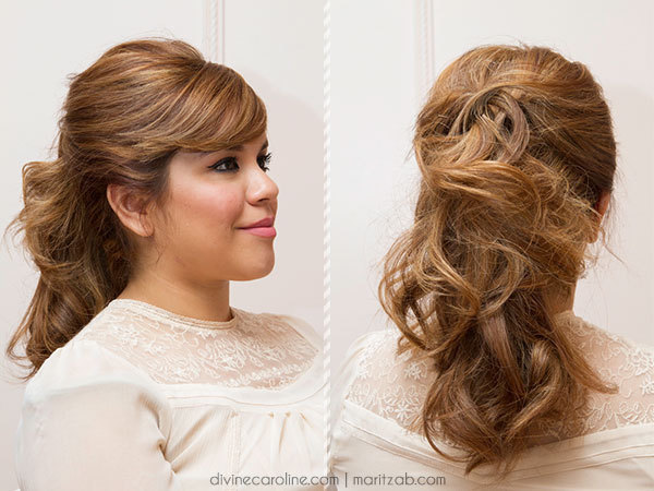Fun Fierce And Flirty Prom Hairstyles More