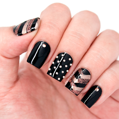 All That Glitters: Gold Nail Designs We Love - More