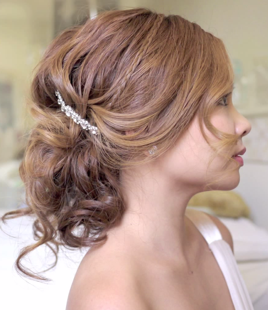 Beautiful Beach Wedding Hairstyles You Can Do Yourself More
