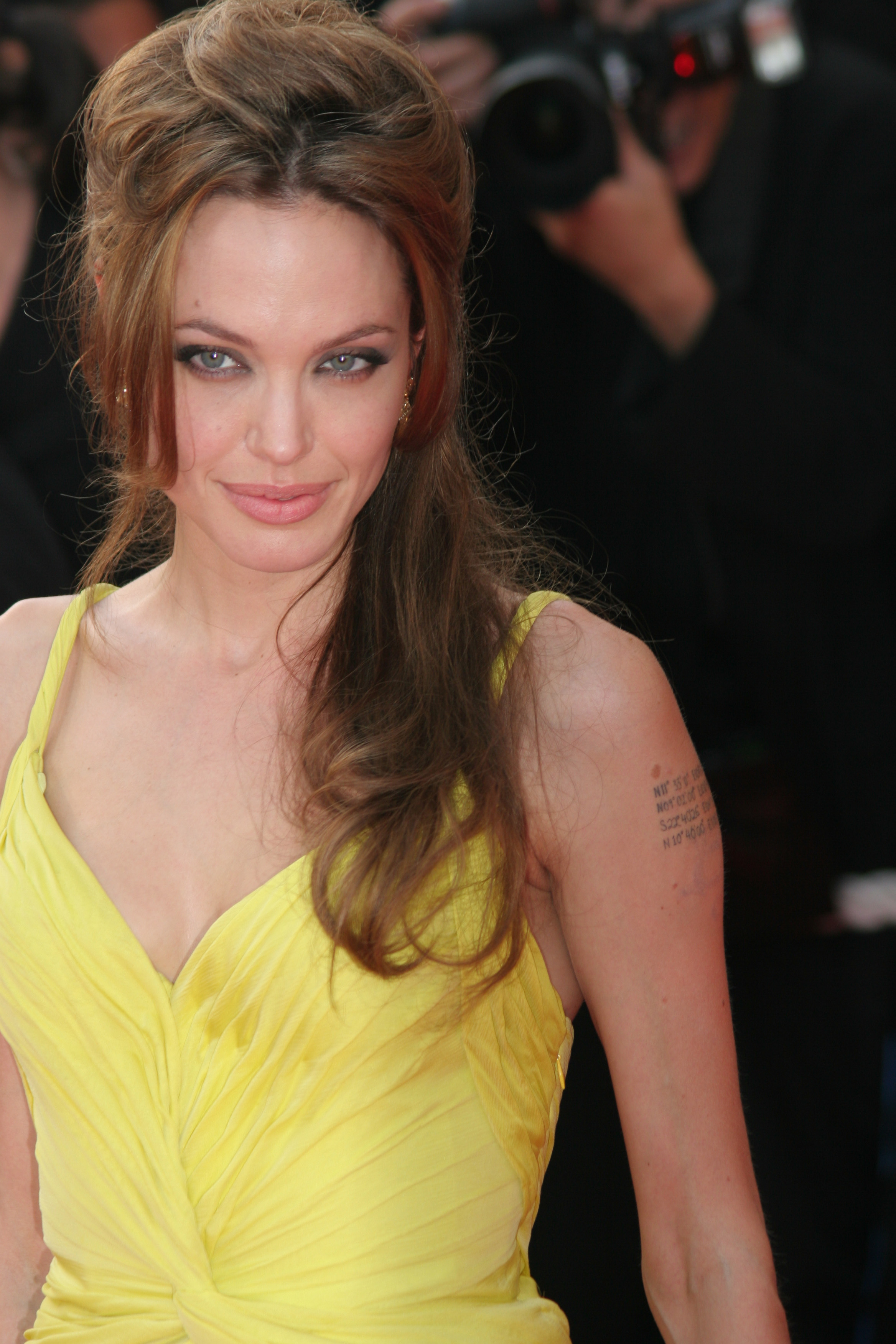 angelina jolie 60th cannes film festival