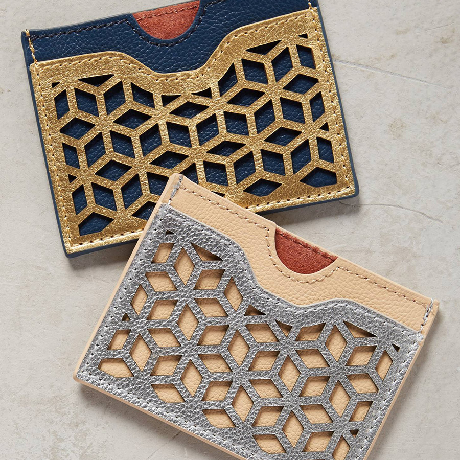 Anthropologie Leather Wallets