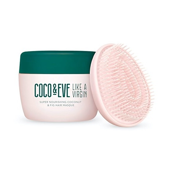 Best Vegan Hair Mask: Coco & Eve Like a Virgin Super Nourishing Coconut & Fig Hair Masque