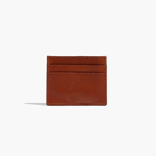 For Your Boyfriend: Madewell Leather Card Case