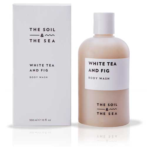 For Your Vegan Friend: The Soil & The Sea Vegan Body Wash