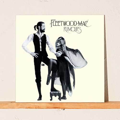 For the Music Lover: Fleetwood Mac Rumours Vinyl