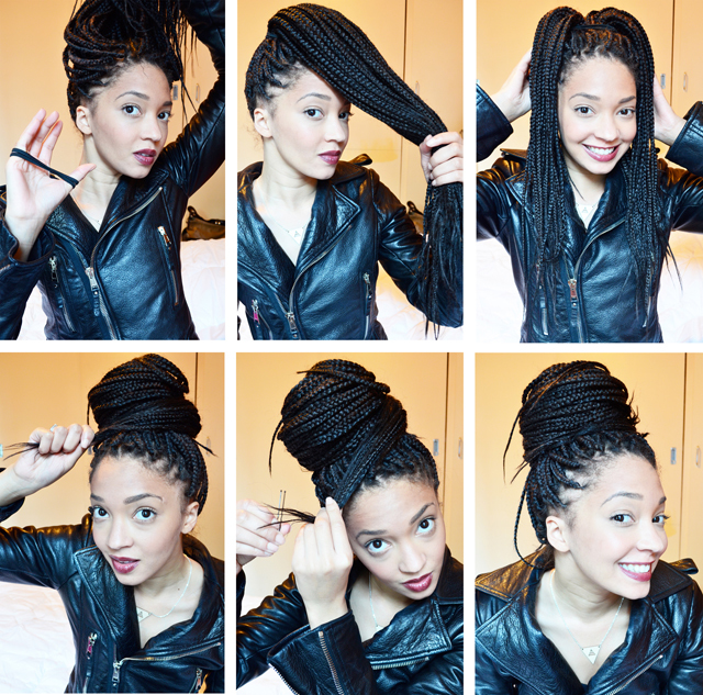 15 Box Braids Hairstyles That Rock , More