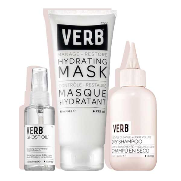 VERB haircare products at Sephora