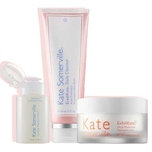 Kate Somerville skincare products