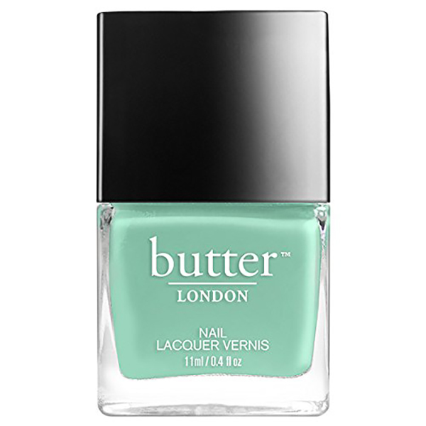 summer nail polish colors mint green