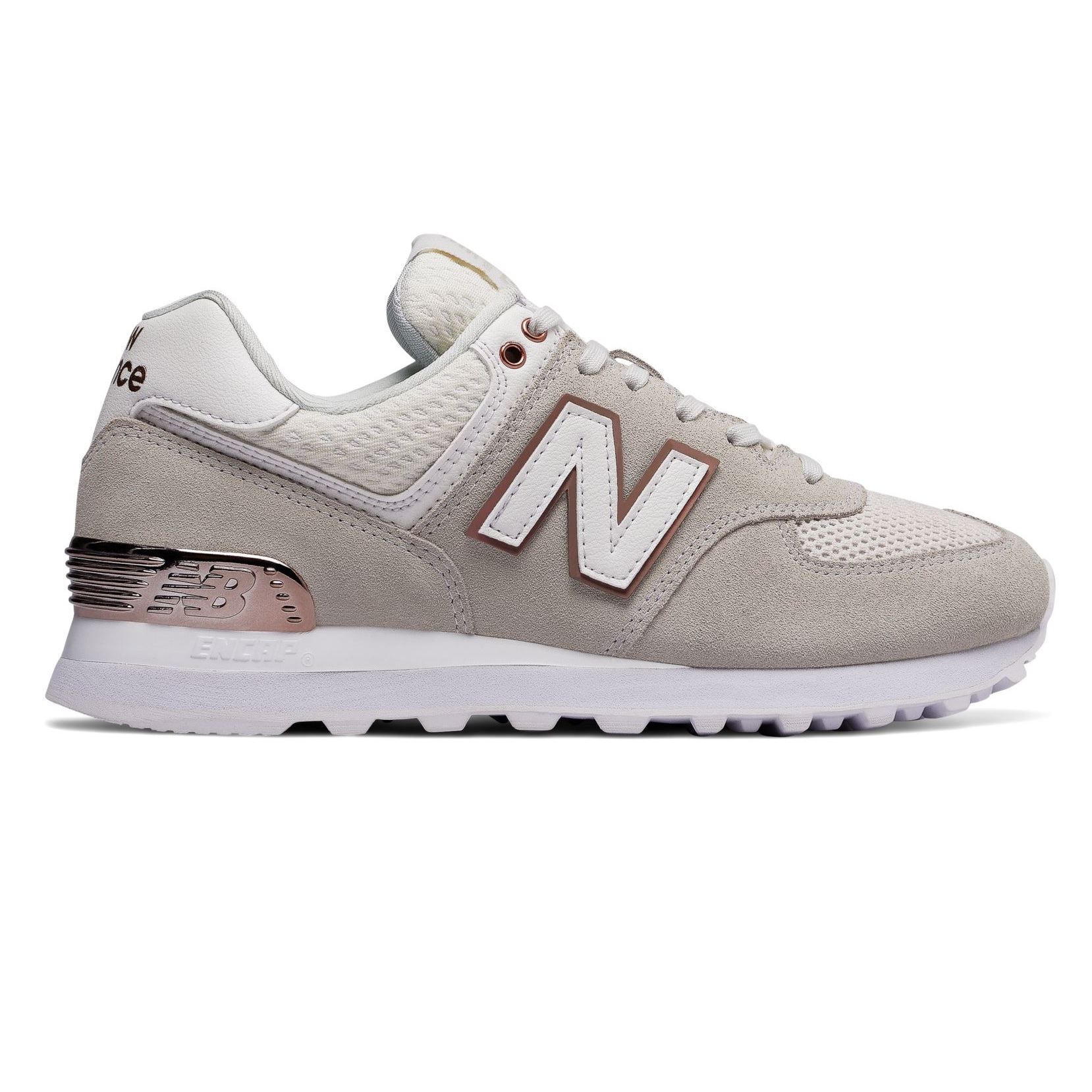 New Balance W574 All Day Rose
