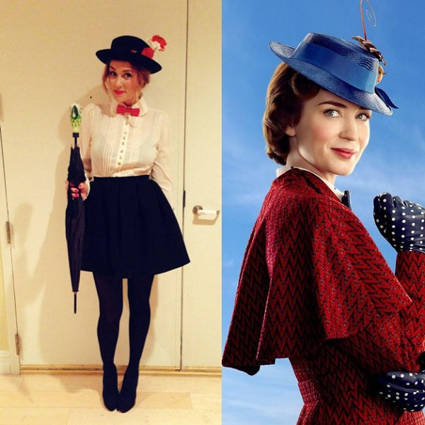 'Mary Poppins' Costume